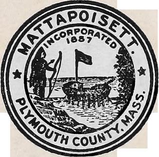 Official seal of Mattapoisett, Massachusetts