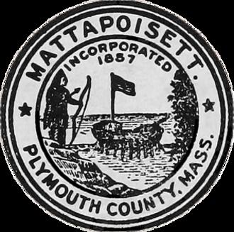 Mattapoisett, Massachusetts - Image: Mattapoisett MA seal