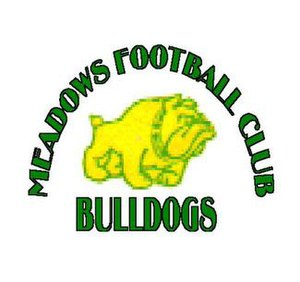 Meadows Football Club - Image: Meadows FC Logo