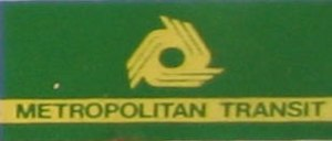 Metropolitan Transit Authority (Victoria) - Image: Metropolitian transit logo melbourne