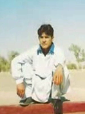Mohamed Jawad - Image: Mohamed Jawad three months before capture