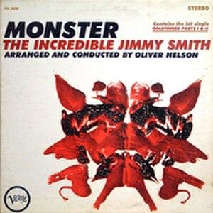 Monster (Jimmy Smith album) - Image: Monster Jimmy Smith