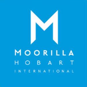 Hobart International - Image: Moorilla Hobart International logo