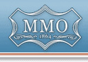Moscow Mathematical Society - Image: Moscow Mathematical Society (MMO) logo