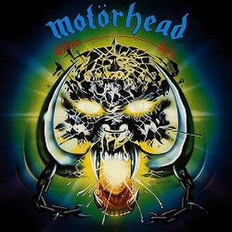 Overkill (Motörhead album) - Image: Motörhead Overkill 1979