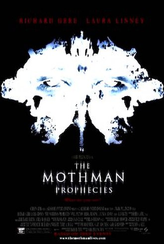 The Mothman Prophecies (film) - Theatrical release poster