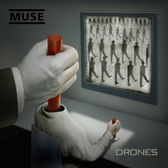 Drones (Muse album) - Image: Muse Drones Cover