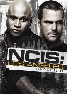 <i>NCIS: Los Angeles</i> (season 9)