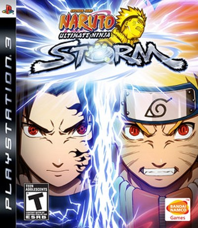 Picture of a game: Naruto: Ultimate Ninja Storm