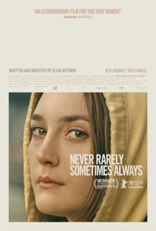 Never Rarely Sometimes Always 2020 USA Eliza Hittman Sidney Flanigan Talia Ryder Théodore Pellerin  Drama
