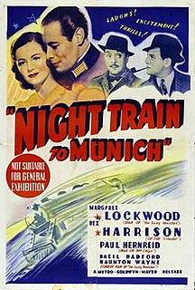 <i>Night Train to Munich</i> 1940 film
