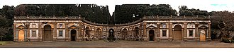 Villa Aldobrandini - Villa Aldobrandini - Ninfeo.