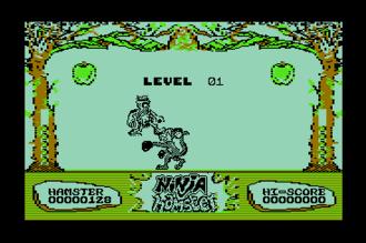 Ninja Hamster - Gameplay screenshot