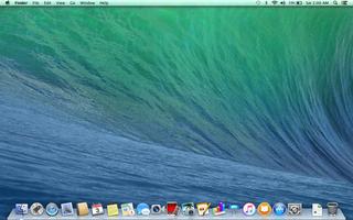 OS X Mavericks Tenth major release of OS X