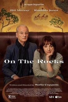 On the Rocks 2020 USA Sofia Coppola Bill Murray Rashida Jones Marlon Wayans  Adventure, Comedy, Drama
