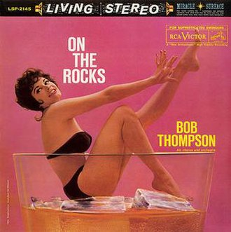 Bob Thompson (musician) - On the Rocks (1959)