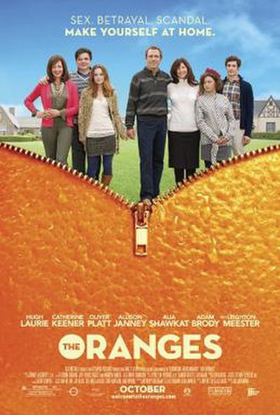 Picture of a movie: The Oranges
