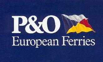 P&O European Ferries - Image: P&O European Ferries Logo