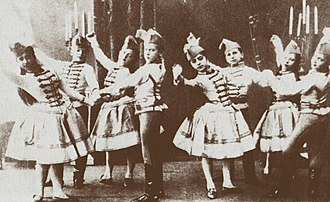 Paquita - Image: Paquita Children's Polonaise & Mazurka circa 1900