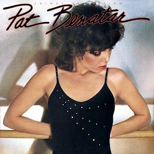 Crimes of Passion (Pat Benatar album) - Image: Pat Benatar Crimes Of Passion