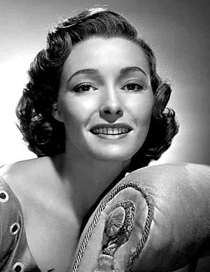 Patricia Neal - Publicity photo from 1952