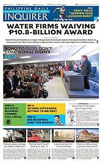 <i>Philippine Daily Inquirer</i>
