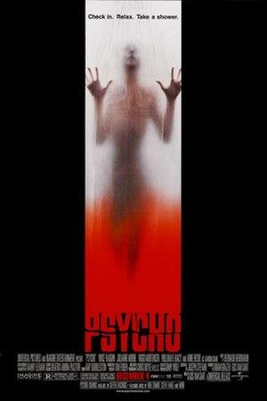 Psycho (1998 film) - Image: Psycho 98