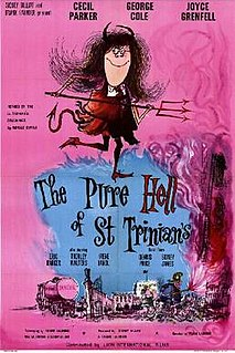 <i>The Pure Hell of St Trinians</i> 1960 film by Frank Launder