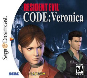 Resident Evil – Code: Veronica - Image: RECV boxart