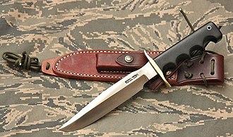 Randall Made Knives - Image: Randall Made Knives Model 16 Special Purpose