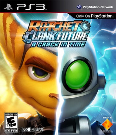 Picture of a game: Ratchet & Clank Future: A Crack In Time