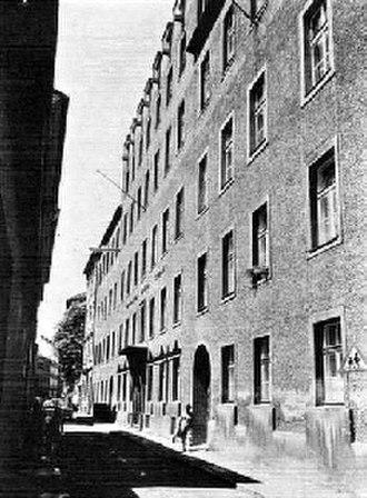 Ludwig Wittgenstein - The Realschule in Linz