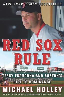 Red Sox Rule book cover