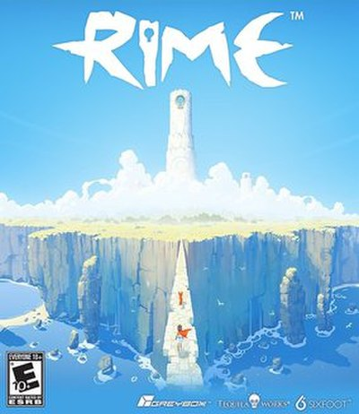 Picture of a game: Rime