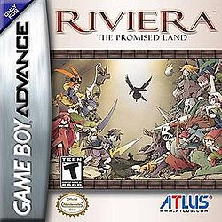 Riviera: The Promised Land box art