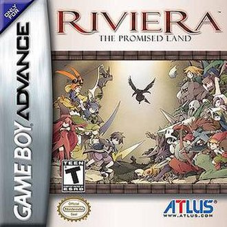 Riviera: The Promised Land - Image: Riviera Box