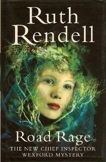 <i>Road Rage</i> (novel) novel by Ruth Rendell