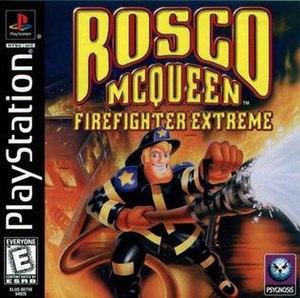 Rosco McQueen Firefighter Extreme - Image: Rosco Mc Queen