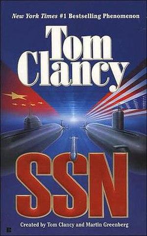 SSN (novel) - Image: SSN cover