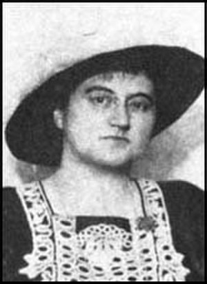 Women in Hungary - Rózsika Bédy-Schwimmer