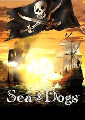 Sea Dogs (video game) - Image: Sea Dogs Box