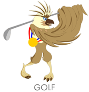 Golf at the 2005 Southeast Asian Games - Golf at the 2005 Southeast Asian Games logo