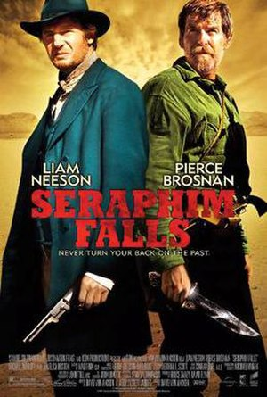 Seraphim Falls - Theatrical release poster