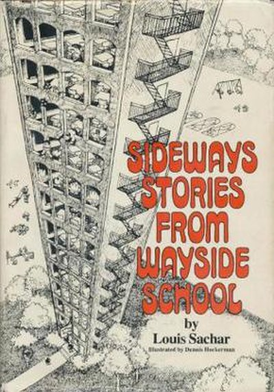 Picture of a book: Sideways Stories From Wayside School