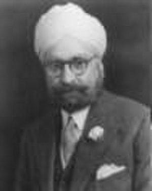 Sobha Singh (builder) - Sardar Sir Sobha Singh (1890-1978)