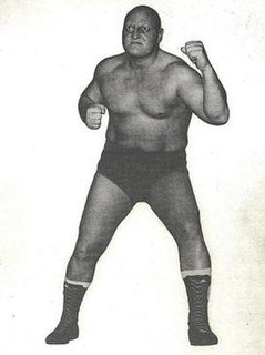 Skull Murphy Canadian professional wrestler