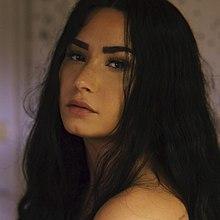 Album art for Sober by Demi Lovato