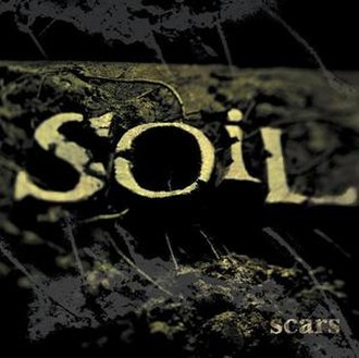 Scars (Soil album) - Image: Soilscars