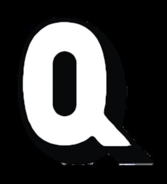 Q... (TV series) - Logo of Q..., c. 1969