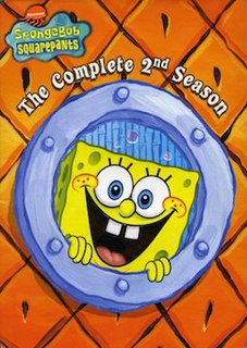 <i>SpongeBob SquarePants</i> (season 2)